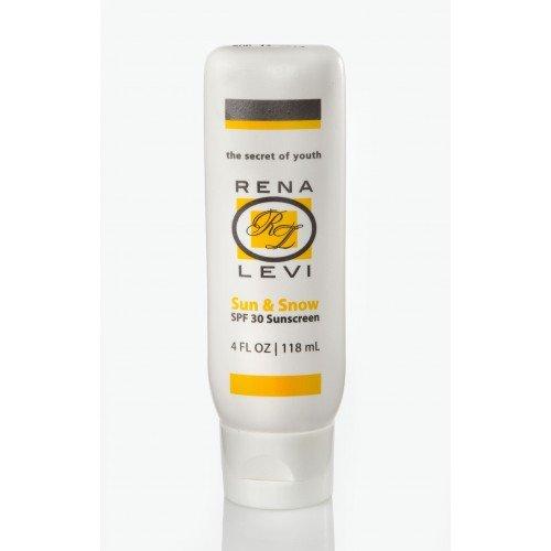 Price comparison product image Rena Levi Sun & Snow SPF 30 Sunscreen 4 fl. oz. 118 ml
