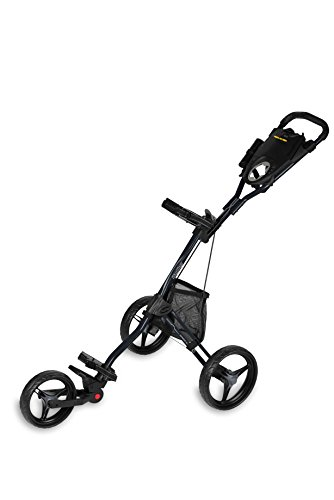 Bag Boy Golf Express DLX Pro Cart (Matte Black/Charcoal, )