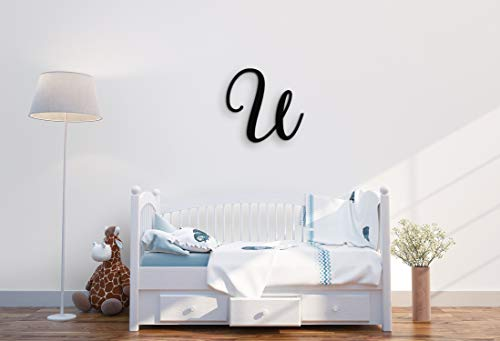 (XL Wall Letters Uppercase U | 24