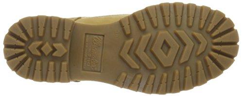 Wrangler Creek Chukka, Zapatillas de Estar por Casa para Mujer Amarillo - Gelb (24 Tan Yellow)