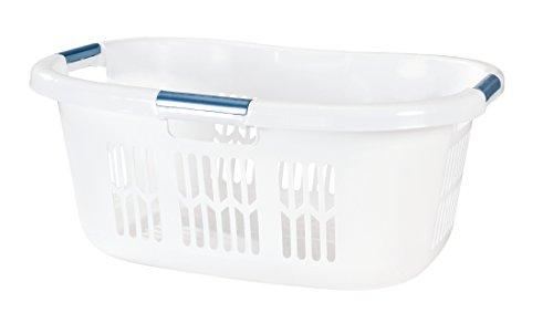 Rubbermaid Laundry Basket, 2.1-Bushel