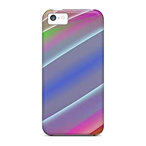 New Shockproof Protection Cases Covers For Iphone 5c/ Ellipses Abstract Cases Covers