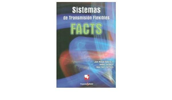 Sistemas De Transmision Flexibles. Facts. Precio En Dolares: Glagys Caicedo D. y Rosa Elvira Correa G. Juan Manuel Ramírez A., 1 TOMO: Amazon.com: Books