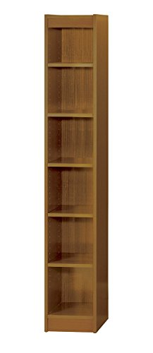 Safco Products 1511MOC Baby Bookcase, 6 Shelf, 12