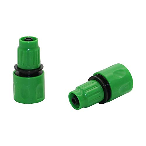 Garden Hose Adapter - One-Way Quick Connector Agriculture 3/8