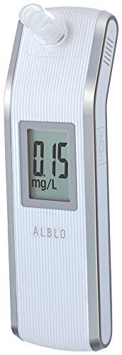 TANITA 알콜 검사기 센서 음주측정기 프로페셔널 화이트 HC-211-WH