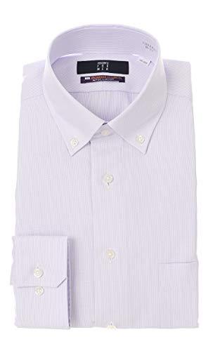 デザイナークスクスエスカレート(ヨウフクノアオヤマ) 洋服の青山 (パーソンズ フォー メン) PERSON'S FOR MEN オールシーズン用 【長袖】【NON IRONMAX(R)】【ボタンダウン】スタイリッシュワイシャツ PMAX401
