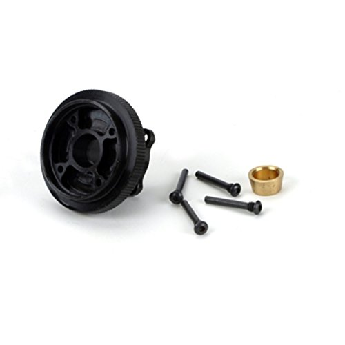 Team Losi Flywheel & Collet Steel 4 Shoe: 8B 8T (Team Losi Flywheel)
