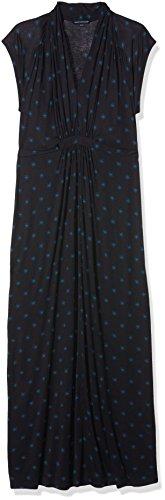 Blau Damen Kleid Utility Nightsky Bl French Connection Cel Blue Spot w1nPqvX5