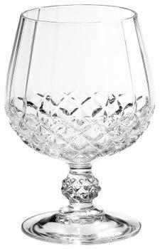 Cristal D'Arques Diamax Longchamp Brandy 10 3/4oz (Box of 6)