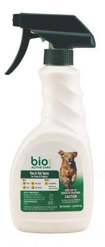Bio Spot Active Care Flea & Tick Spray For Dogs