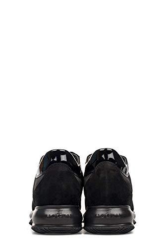 Scarpa Interactive HXWOON0001035X MOD Hogan Sneakers Donna Nero pB5Uq