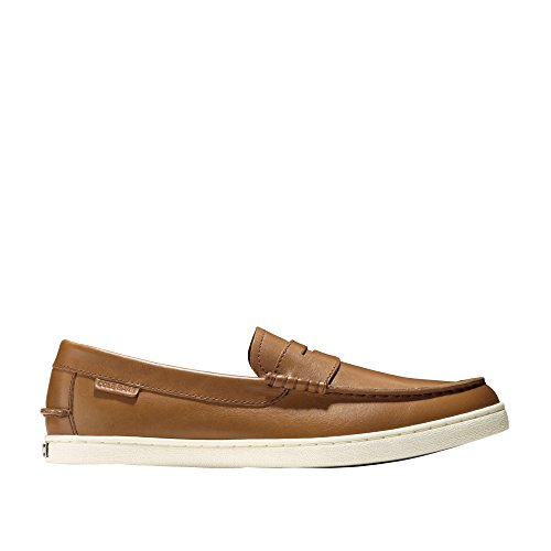 Cole Haan Mens Nantucket Loafer II British Tan Handstain 10 D - Medium by Cole Haan