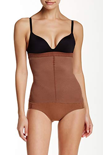 Spanx 234 Higher Power Brief, High-Waisted Panty (F, Cocoa)