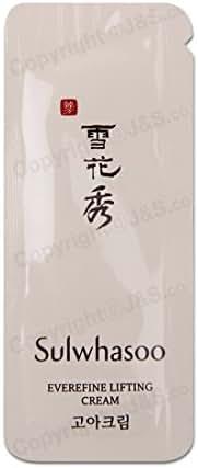 50pcs X Sulwhasoo NEW Everefine Lifting Cream 1ml