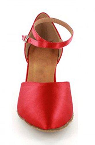 TDA - salón mujer 6cm Red