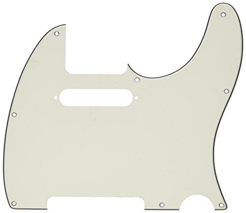 Fender Modern Pickguard, Telecaster, 8-Hole - Parchment