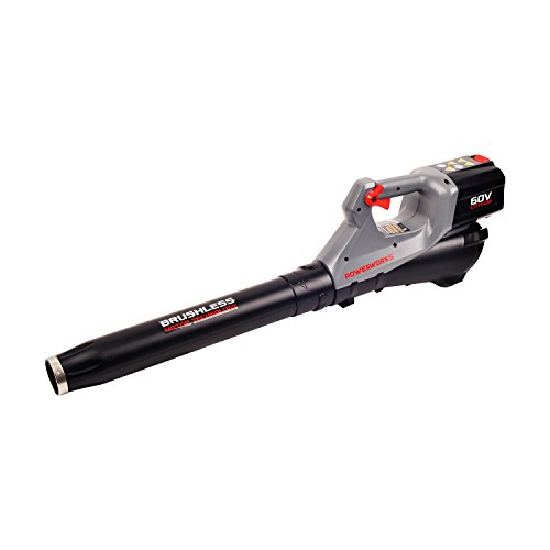 POWERWORKS 60V Brushless Jet Blower, Battery Not Included BL60L00PW by POWERWORKS