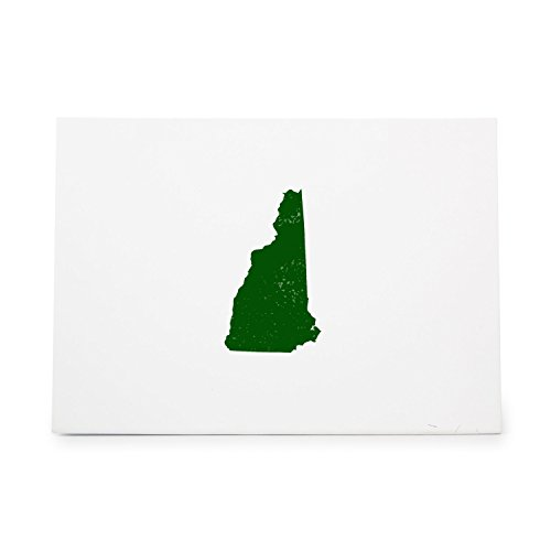 New Wood Hampshire - New Hampshire 1195 Rubber Stamp Shape great for Scrapbooking, Crafts, Card Making, Ink Stamping Crafts