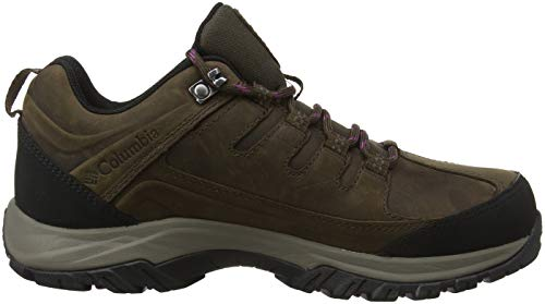 Waterproof da da Marrone Donna Plum Terrebonne Columbia Scarpe II Outdry Mud Escursionismo XqwBB1