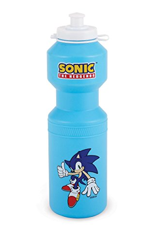 Sonic the Hedgehog Party Supplies - Water Bottle (1)