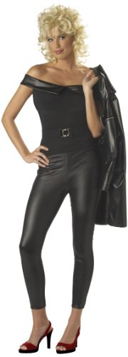 California Costumes Women's Sandy,Black,Medium Costume