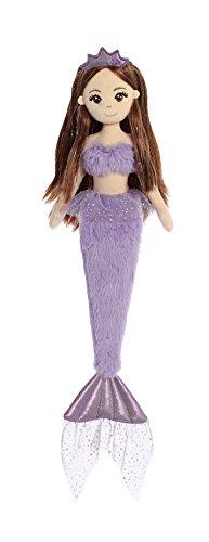 (Aurora World Sea Sparkles Ice Shimmers Mermaid, Purple)