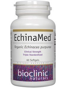 Bioclinic Naturals EchinaMed Organic Echinacea purpurea 60 Softgel ()