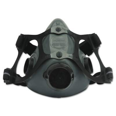 SEPTLS068550030S - North safety 5500 Series Low Maintenance Half Mask Respirators - 550030S by North Safety - 5500 Half Respirators Mask Series