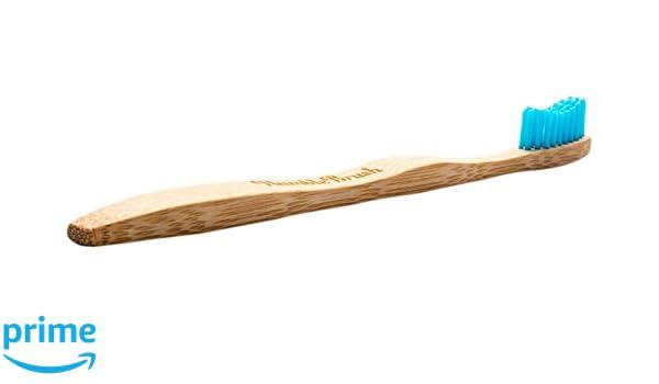 Cepillo de dientes Humble Brush de bambú: Amazon.es: Salud y cuidado personal