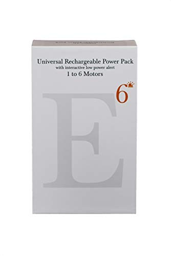 Enouvation E6 Power Pack- 6000mAh Rechargeable Lithium Ion Battery Supply for Power Motion Recliner, Sofa, and Sectional Home Furniture