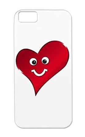 Smiling Heart Love Smile Joyness Joy Symbol Hearts Happy Shape