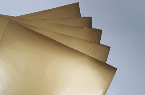 Gold Sheet - 9