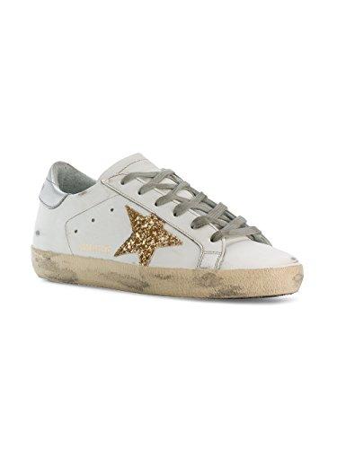 Golden Goose Damer G32ws590g62 Hvide Læder Sneakers u91XeN6b