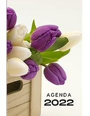 AGENDA 2022: De Janvier 2022 à Décembre 2022 - Semainier et mensuel sur 2 pages, liste de choses à faire et un suivi des habitudes pour chaque mois. Format 6 x 9 po. 170 pages. Simple et pratique.