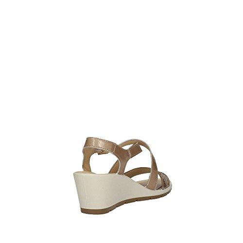 Sandalo 36 Vernice COD in Enval Donna Soft Beige 12831 8TaZxZznw