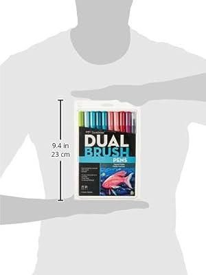 Tombow 56169 Dual Brush Pen Art Markers