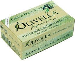 Virgin Olive Oil Soap - 1