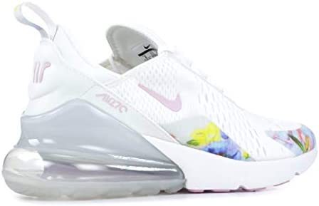 buy online 8b988 f1fdd Nike Women's WMNS Air Max 270 PRM, Summit White/LT Arctic ...