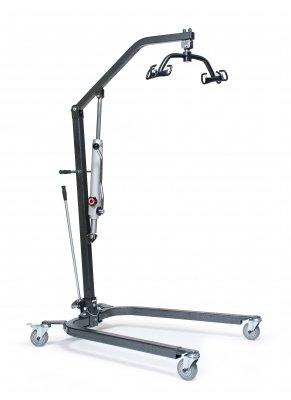 Lumex Patient Hydraulic Lift, Black/Silver Vein Hammertone by Lumex
