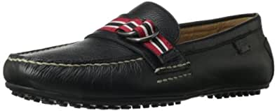 Polo Ralph Lauren Men's Willem Slip-On Loafer,Black,9.5 D US