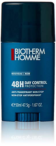 Homme Day Control Deodorant Stick by Biotherm, 1.76 Ounce