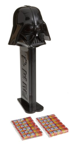 Darth Vader Giant Pez Dispenser - Giant Pez Candy Dispenser
