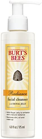 Facial Cleanser: Burt's Bees Radiance