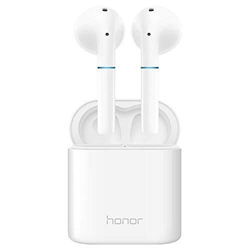 هدفون Huawei Honor Flypods هدفون TWS Bluetooth 5.0 هدفون شارژ بی سیم با میکرو دوگانه - سفید