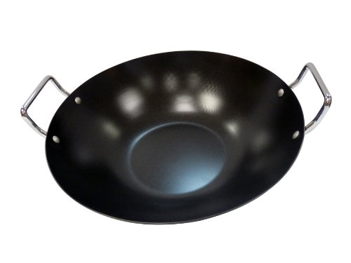 Imusa PAN 10044W Coated Handles 14 Inch