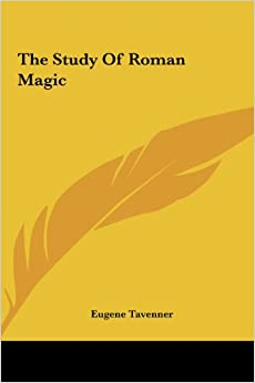 The Study of Roman Magic