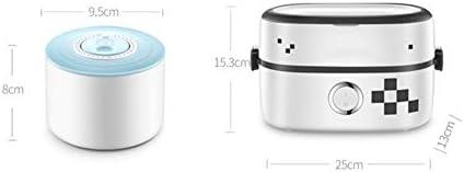 LBSX Caja de Almuerzo eléctrica 2 en 1 for el Coche/camión y ...