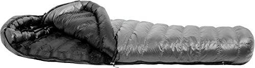 Western Mountaineering Kodiak MF 0 Degree Sleeping Bag Grey 6FT / Right Zip