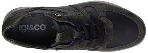 Uomo Antracite 21354 Uad Grigio Sneaker IGI 20 amp;CO H1fqvqA